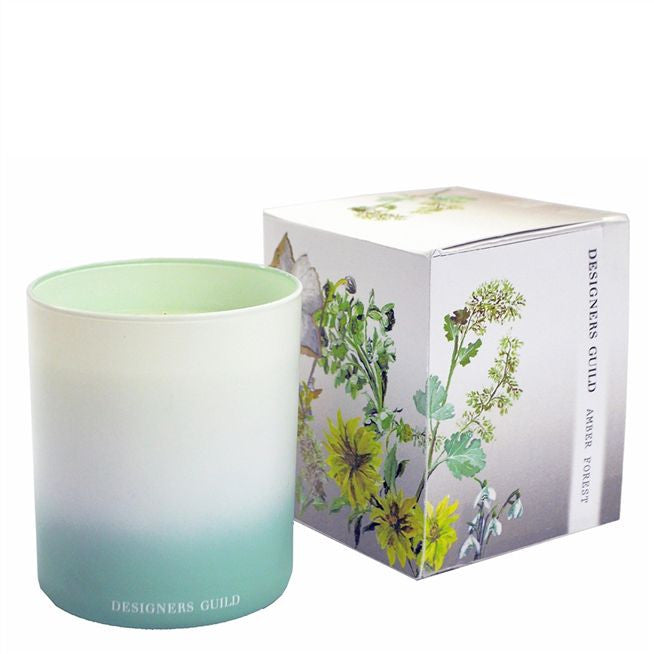 Designers Guild Candle - Amber Forest