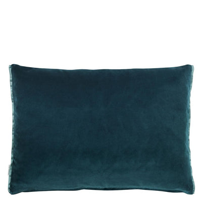 Cassia Kingfisher Decorative Pillow