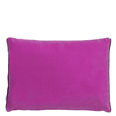 Cassia Magenta Decorative Pillow