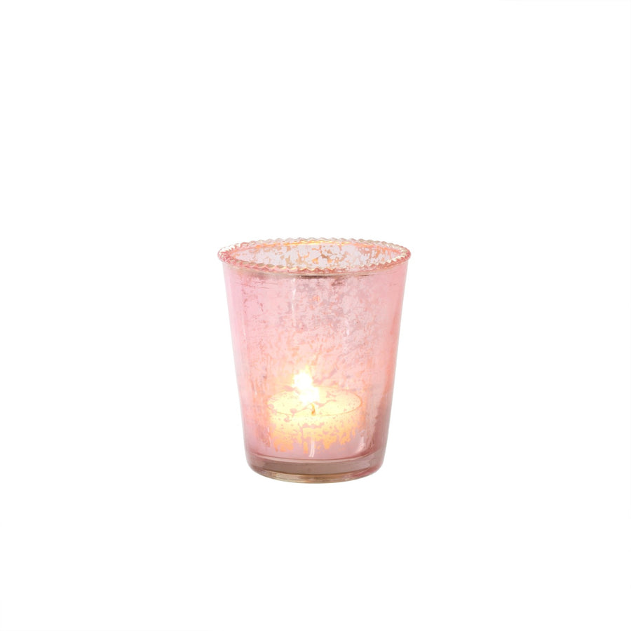 Mercury Blush Votive - Small