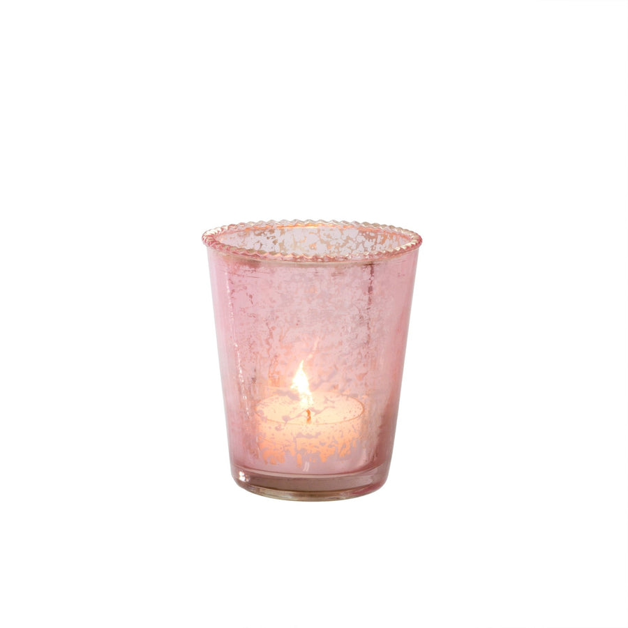 Mercury Blush Votive - Medium