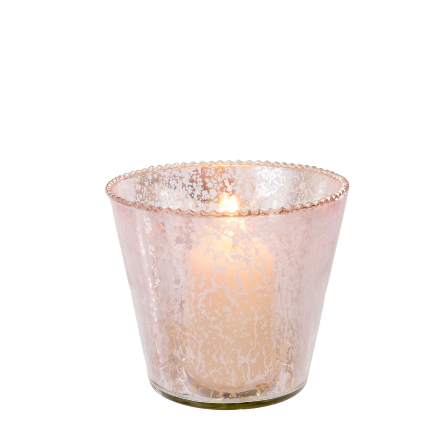 Mercury Blush Votive - Large