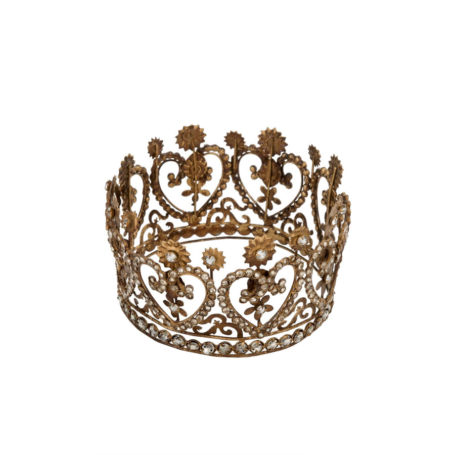 Antique Style Jewelled Tiara