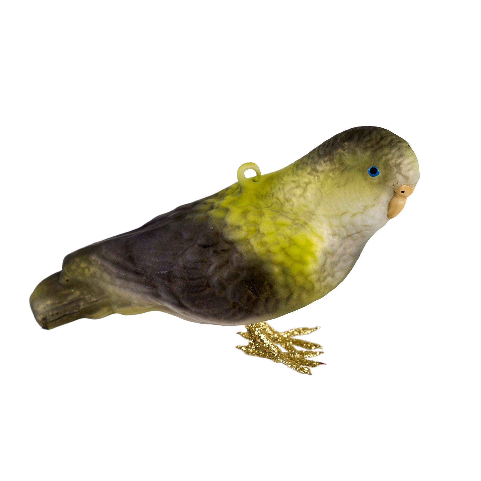 Glass Parrot Ornament, IT-Indaba Trading, Putti Fine Furnishings