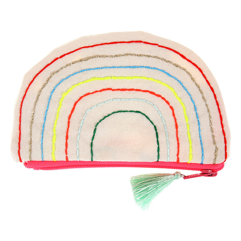 Meri Meri Rainbow Pouch, MM-Meri Meri UK, Putti Fine Furnishings