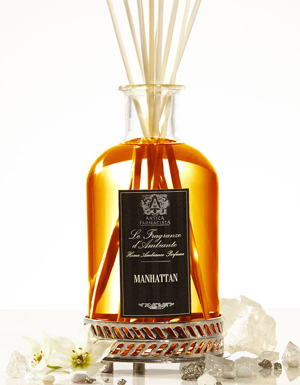 Antica Farmacista Manhatten Diffuser-Home Fragrance-AF-Antica Farmacista-250ml Manhatten Diffuser-Putti Fine Furnishings