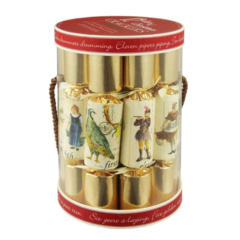 "Robin Reed ""The 12 Days Of Christmas"" Crackers-Christmas-Robin Reed-Putti Fine Furnishings"