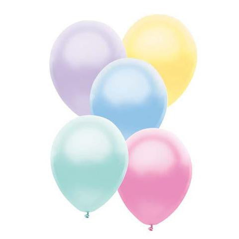 """Funsational Pastel"" Package of Assorted Balloons, SE-Surprize Enterprize, Putti Fine Furnishings"