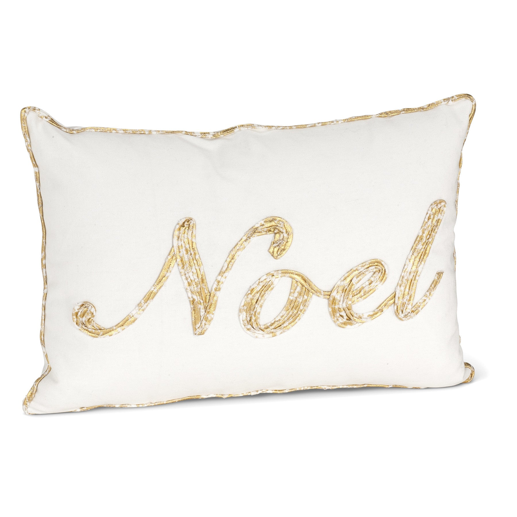 """Noel"" Rectangular Pillow, Abbot Collection / Pine Center, Putti Fine Furnishings"