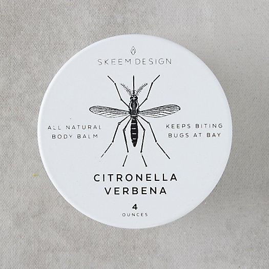 Skeem Design - Citronella Verbena Body Balm 4oz