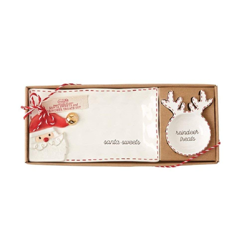 Santa's Sweets and Reindeer Treats Set | Putti Christmas Canada