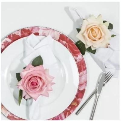 Rose Napkin Ring