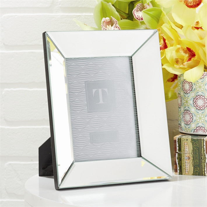 """Reflections"" Bevelled Mirror Photo Frame"