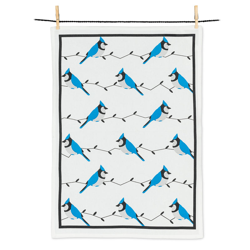 Allover Blue Jays Tea Towels | Putti  Canada