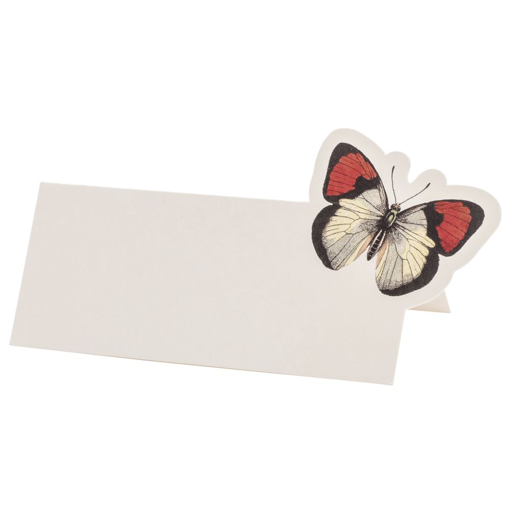 Hester & Cook Butterfly Place Cards  | Putti Celebrations & Partyware