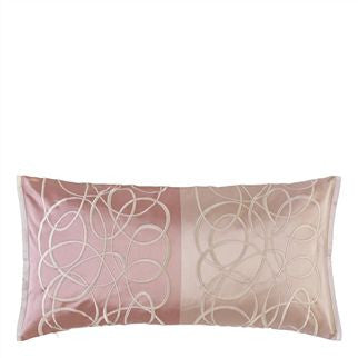 Designers Guild Marquisette Cushion - Pale Rose -  Soft Furnishings - DG-Designers Guild - Putti Fine Furnishings Toronto Canada - 1