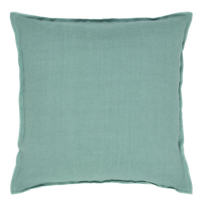 Brera Lino Celadon Cushion