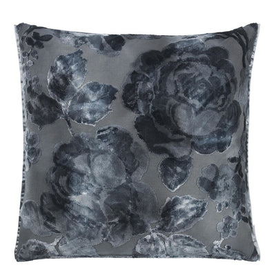 Mathura Graphite Decorative Pillow