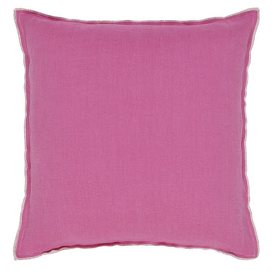 Brera Lino Pale Rose Decorative Pillow