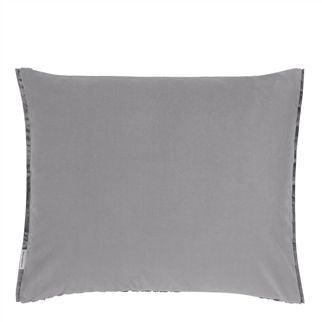 Designers Guild Nabucco Graphite Pillow - Putti Fine Furnishings Canada