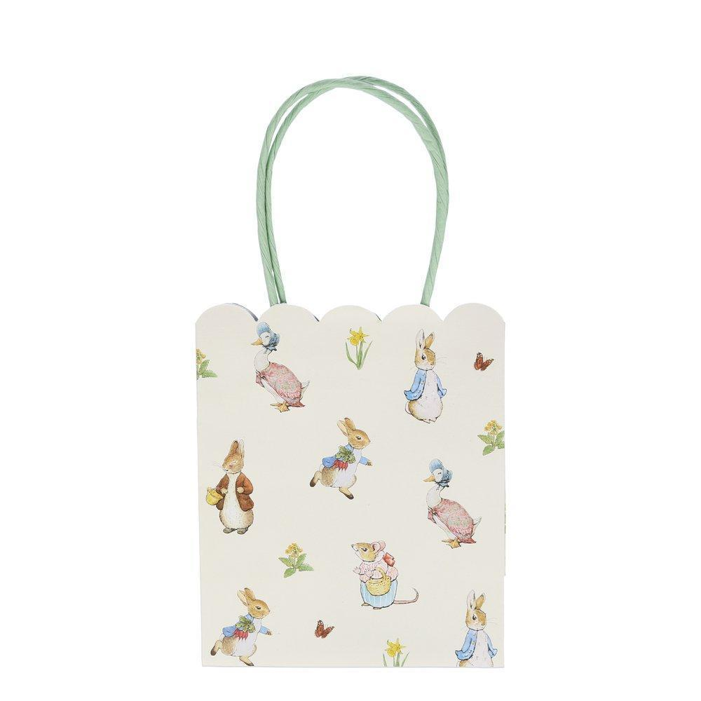 Meri Meri Peter Rabbit & Friends Paper Gift Bag | Putti Party Supplies