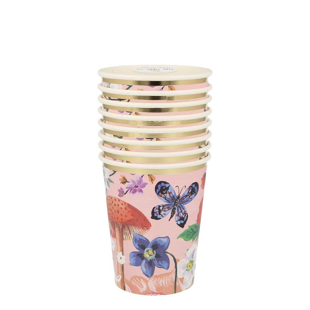 Meri Meri Nathalie Lete Flora Party Cups | Putti Party Supplies