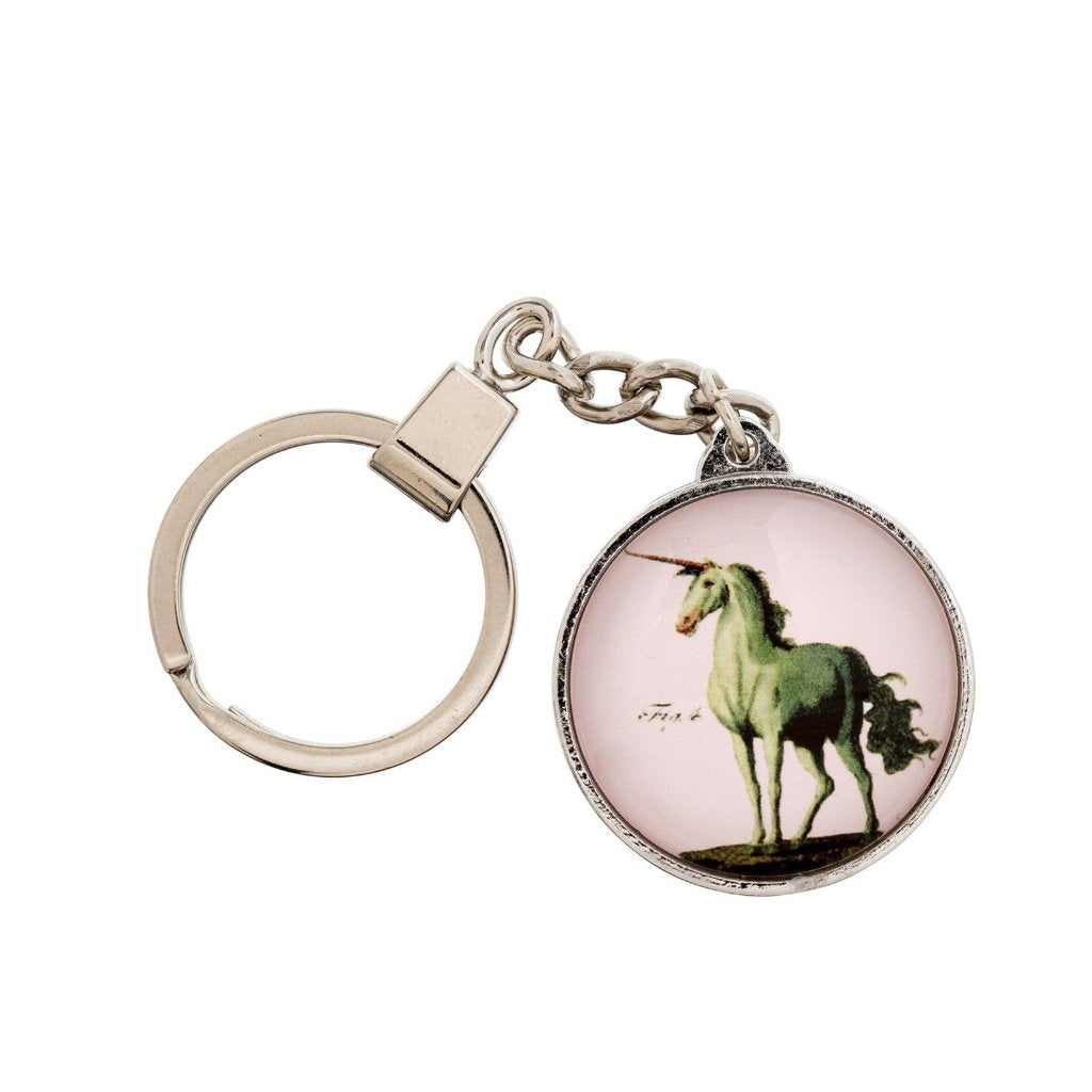 """Always be a Unicorn"" Keychain"