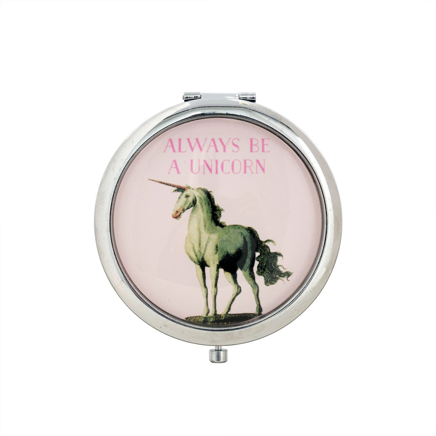 """Always be a Unicorn"" Compact"