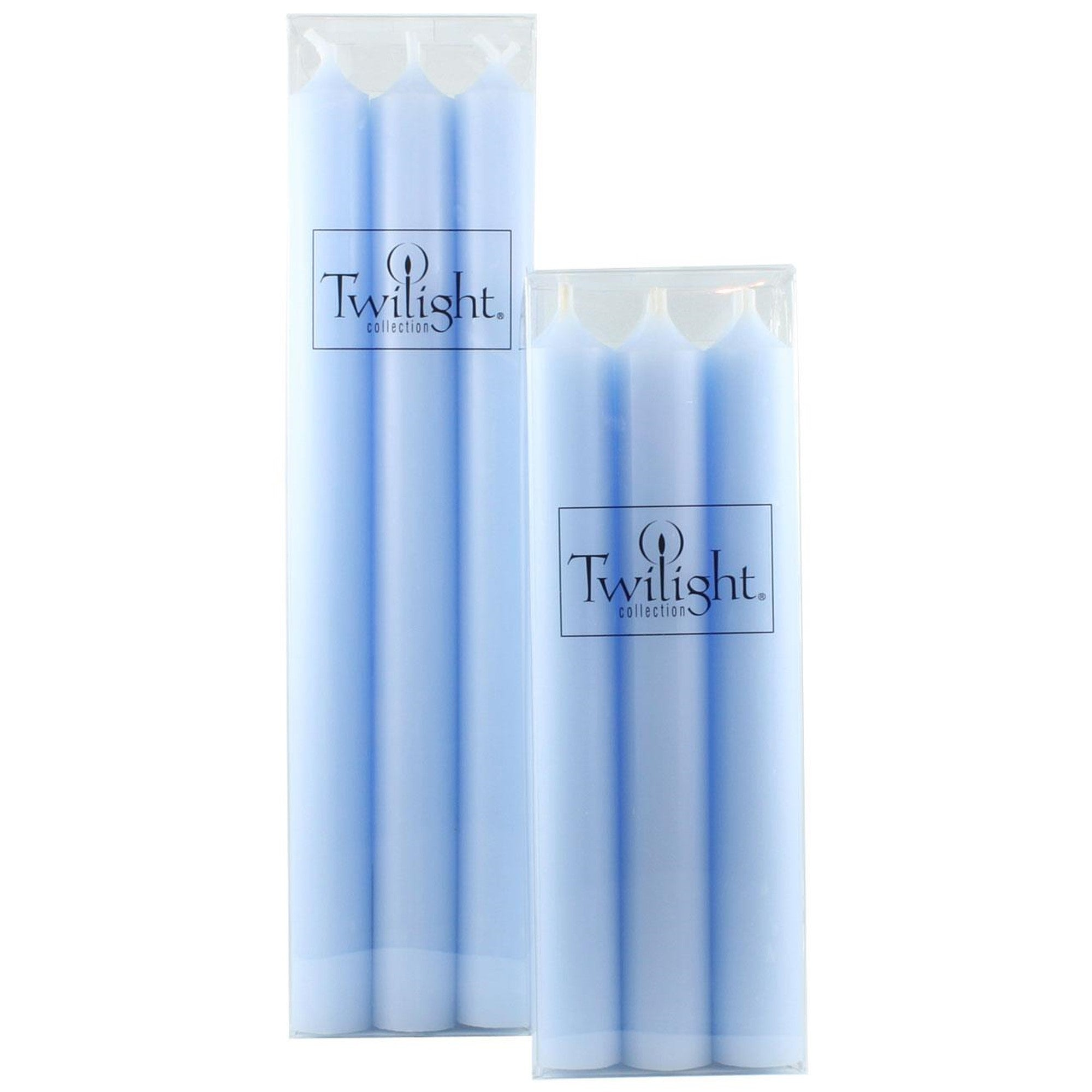 Twilight Taper Candles - Ocean