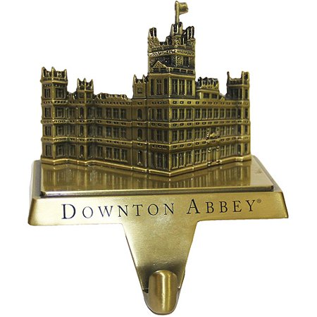 Kurt Adler Downton Abbey® Brass Stocking Holder