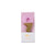 """We Heart Birthdays"" Pink Glitter Number Candle - Nine"