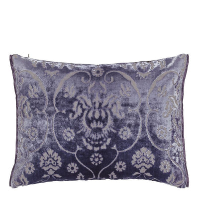 Polonaise Iris Decorative Pillow