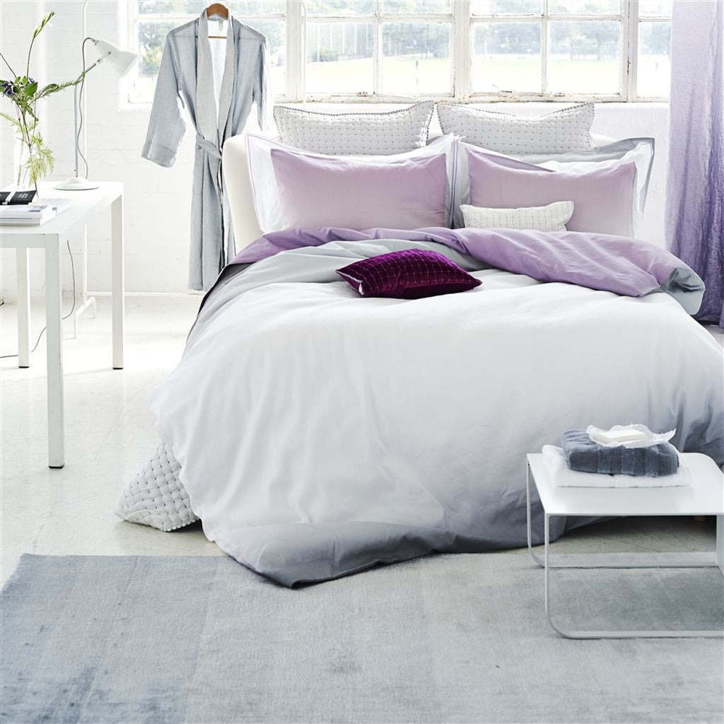 "Designers Guild Saraille Crocus Bedding-Bedding-DG-Designers Guild-European Sham 26"" x 26"" ( 65 x 65cm )-Putti Fine Furnishings"