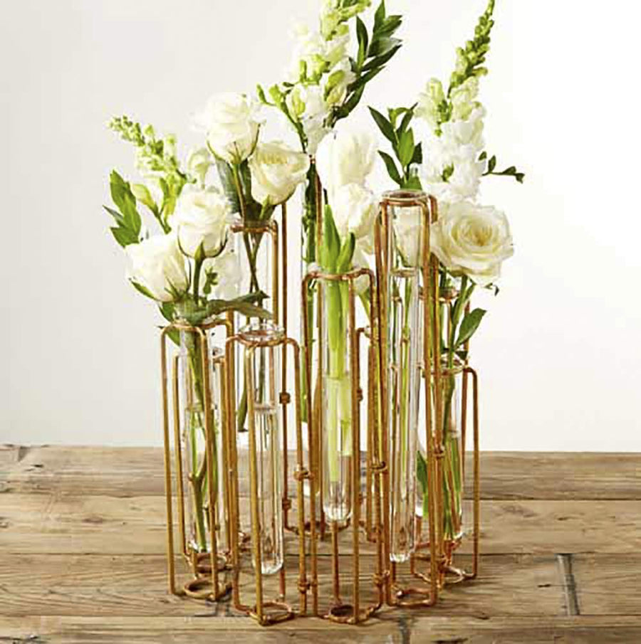 "Tozai ""Lavoisier"" Hinged Flower Vases"