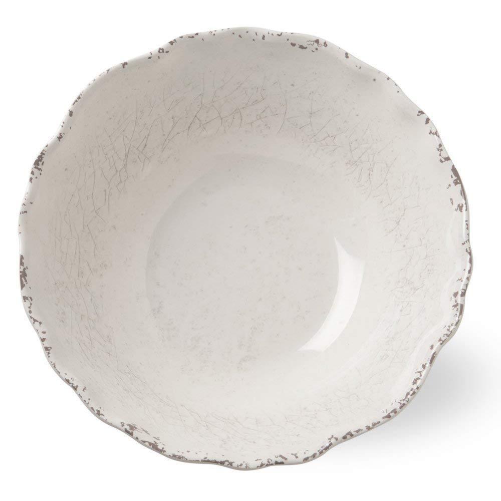 """Veranda"" Bamboo Melamine Serving Bowl 