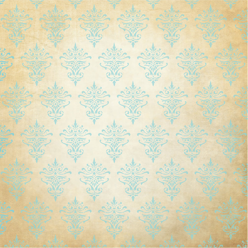 "Elise ""Rustic Damask"" Lunceon Napkins"