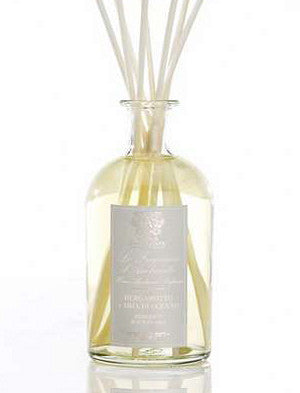 Antica Farmacista Bergamot Diffuser-Home Fragrance-AF-Antica Farmacista-250ml Bergamot Diffuser-Putti Fine Furnishings