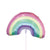 """We Heart Unicorns"" Rainbow Balloon, TT-Talking Tables, Putti Fine Furnishings"