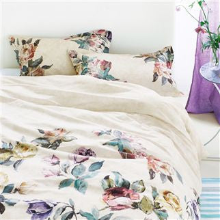 Designers Guild Viola Heather Bedding -  Bedding - Designers Guild - Putti Fine Furnishings Toronto Canada - 5