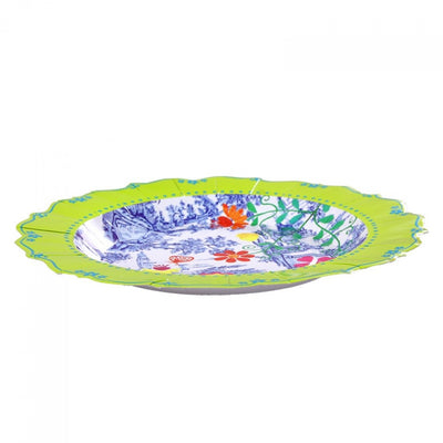 "Bombay Duck ""My Secret Garden"" - Paper Plate, Bombay Duck London, Putti Fine Furnishings"