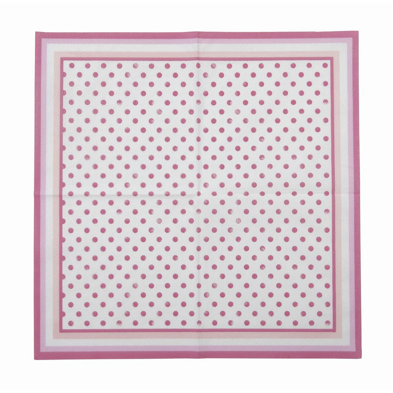 Pink N Mix Luncheon Napkins