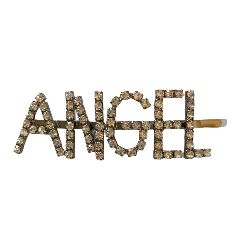 "Diamante ""Angel"" Hair Clip"