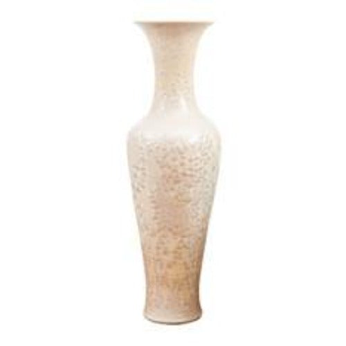 Tozai Mother of Pearl Classic Long Neck Urn, TH-Tozai Home, Putti Fine Furnishings