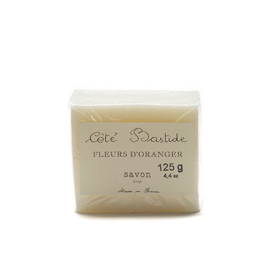 Cote Bastide Soap 125g - Orange Blossom