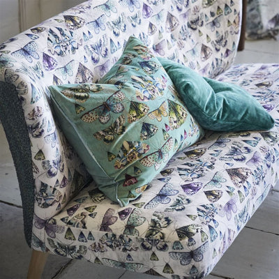 Designers Guild Issoria Jade Decorative Pillow, DG-Designers Guild, Putti Fine Furnishings