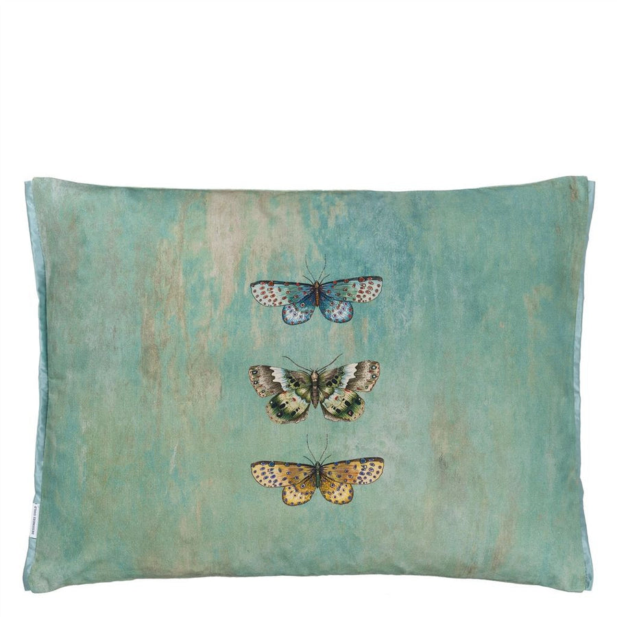 Designers Guild Issoria Jade Decorative Pillow
