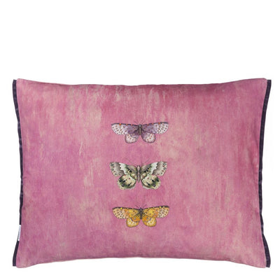 Designers Guild Issoria Rose Decorative Pillow, DG-Designers Guild, Putti Fine Furnishings