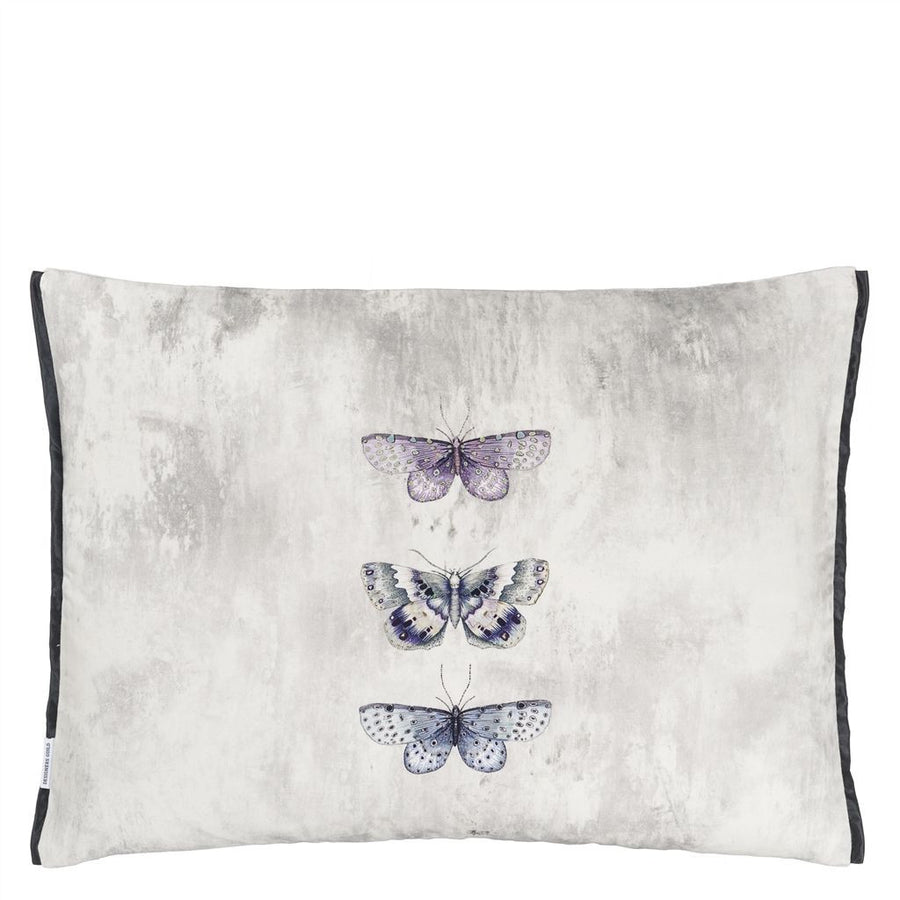 Designers Guild Issoria Zinc Decorative Pillow