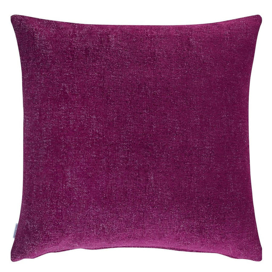 Designers Guild Forsyth Magenta Decorative Pillow