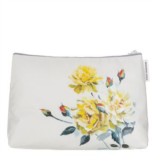 Designers Guild Couture Rose Medium Toiletry Bag -  Toiletry Bags - Designers Guild - Putti Fine Furnishings Toronto Canada - 1